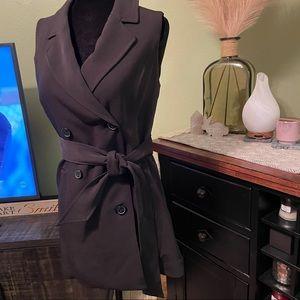 Vera Wang Suit Vest shirt